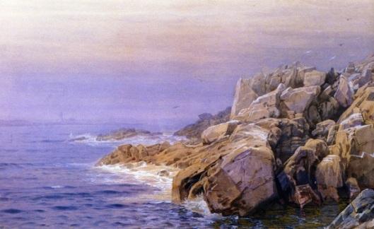 Appledore Coast
