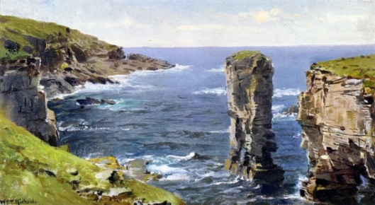 British Coastal View