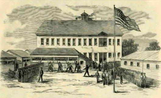 Camp Scott, At York, Pennsylvania