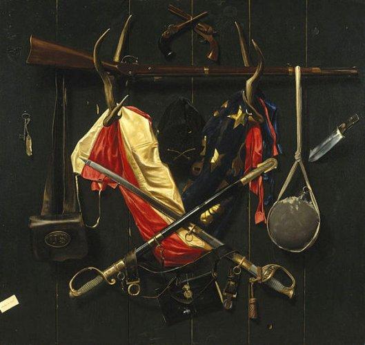 Emblems Of The Civil War