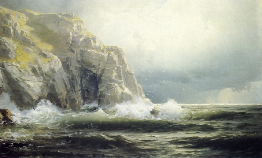 Guernsey Cliffs, Channel Islands
