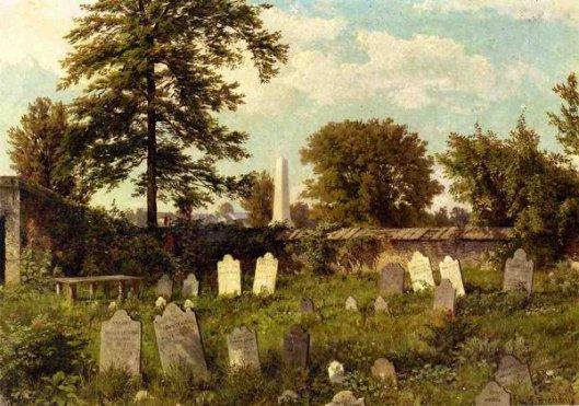 Leverington Cemetery