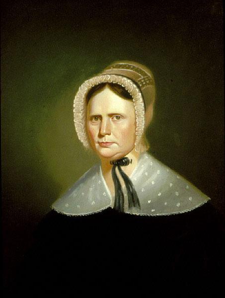 Mrs. Henry Lewis (Elizabeth Morton Woodson)