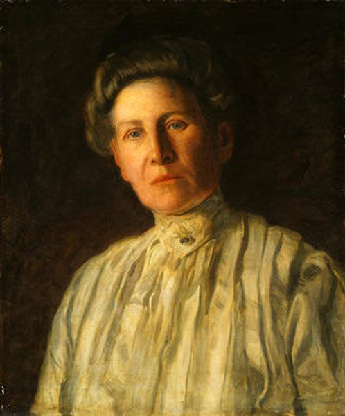 Mrs. Louis Husson (Annie C. Lochrey)