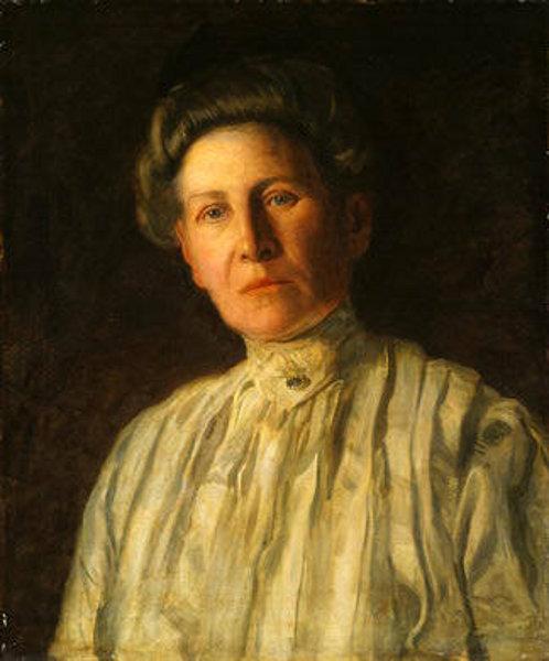 Mrs. Louis Husson (Annie C. Lochrey)