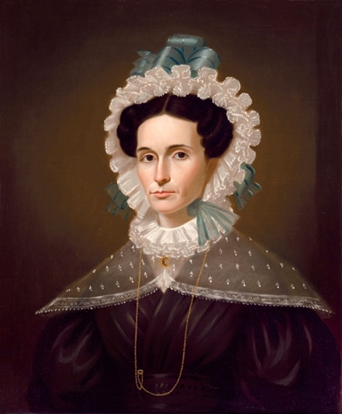 Mrs. Priestly Haggin McBride (Mary Snell)