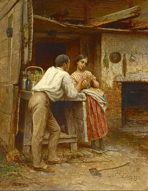 Southern Courtship