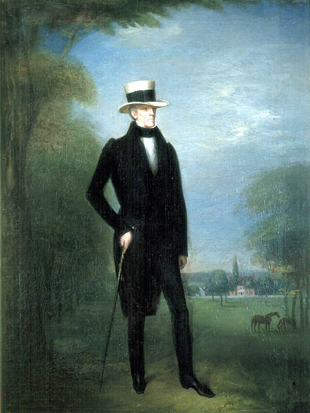 Andrew Jackson As A Tennessee Gentleman (1833)
