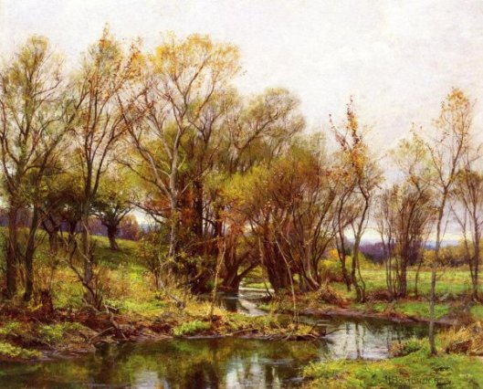 The Brook, Morning