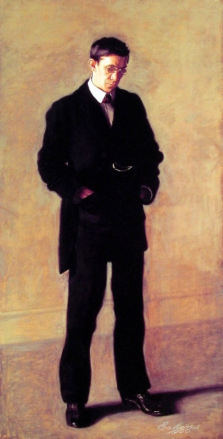 The Thinker - Louis N. Kenton