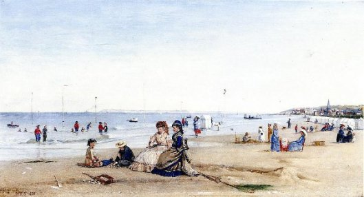 Trouville Beach