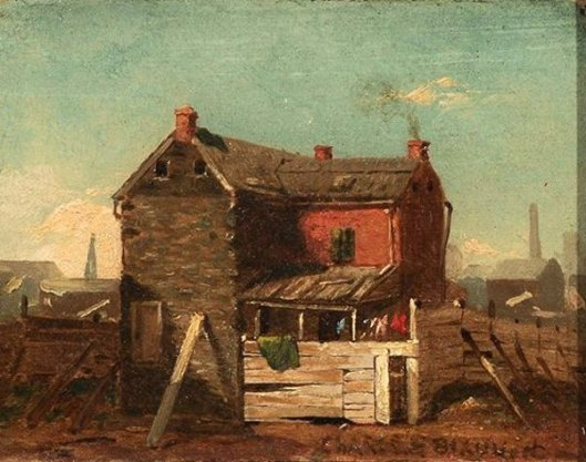 At The Edge Of Town - Shanty House