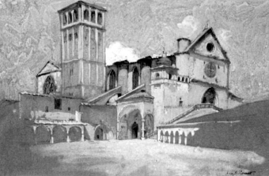 Church And Cloister