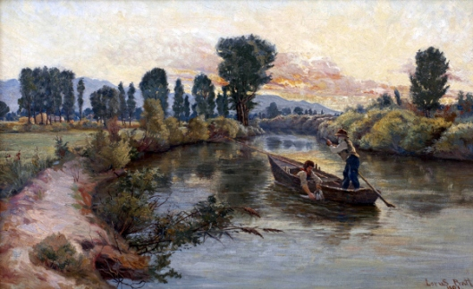 Fishing Along The Cache River