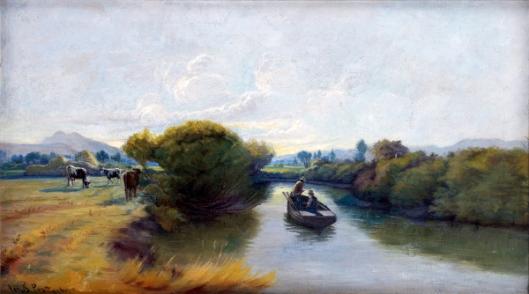 Fishing Along The Jordan