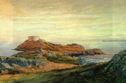 Fort Dumpling, Jamestown