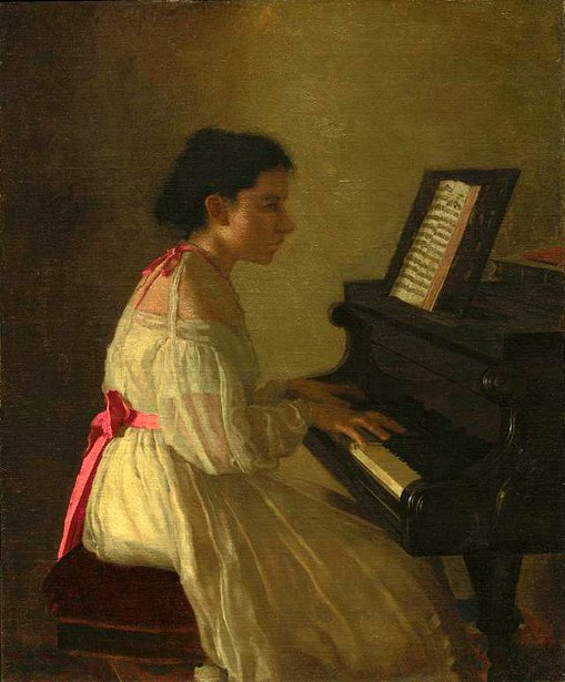 Frances Eakins (The Artist's Sister)