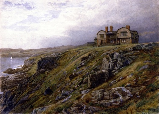 Graycliff, The Artist's Home, Newport, Rhode Island