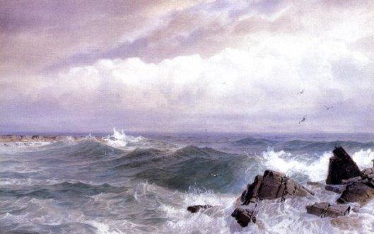 Gull Rock, Newport, Rhode Island