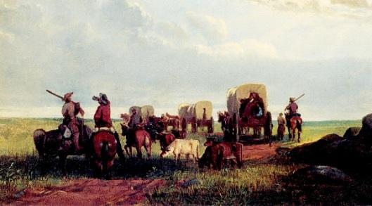 Halt On The Prairie