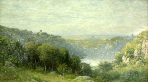 Hudson Valley Scene
