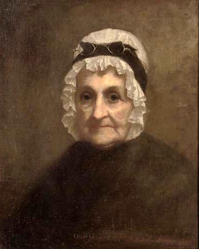 Judith Farnum Chandler (The Artist's Grandmother)