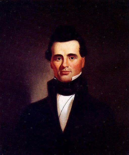 Reverend John Glanville
