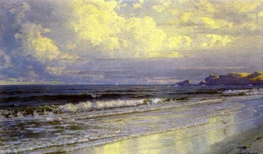 Second Beach, Newport