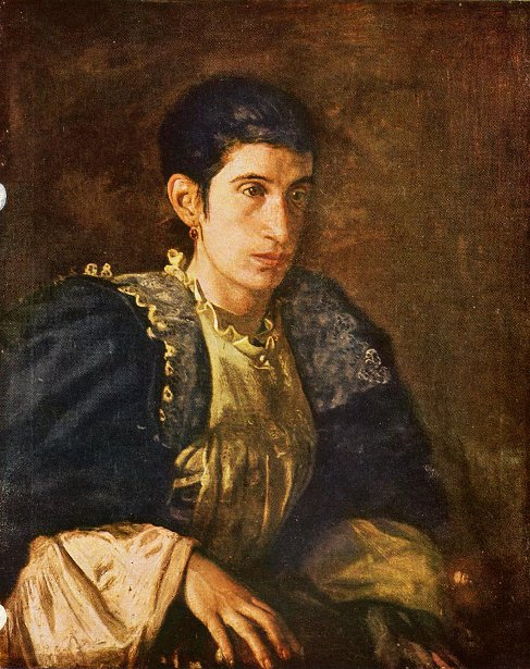 Signora Gomez d'Arza