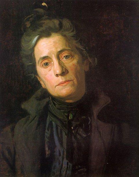 Susan Macdowell Eakins (Mrs. Thomas Eakins)