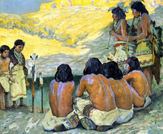 The Flute Ceremony