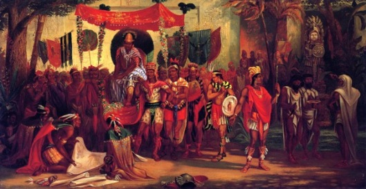 The Last Of The Aztecs