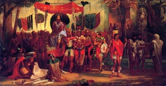 The Last Of The Aztecs