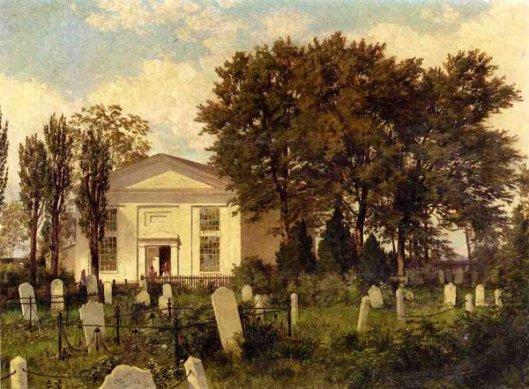 The Roxborough Baptist Church