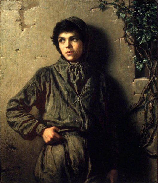 The Savoyard Boy