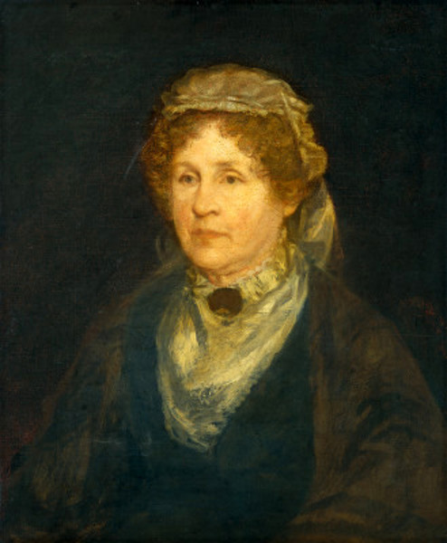 Agnes Gordon Cochran Higginson (Mrs. Stephen Higginson)