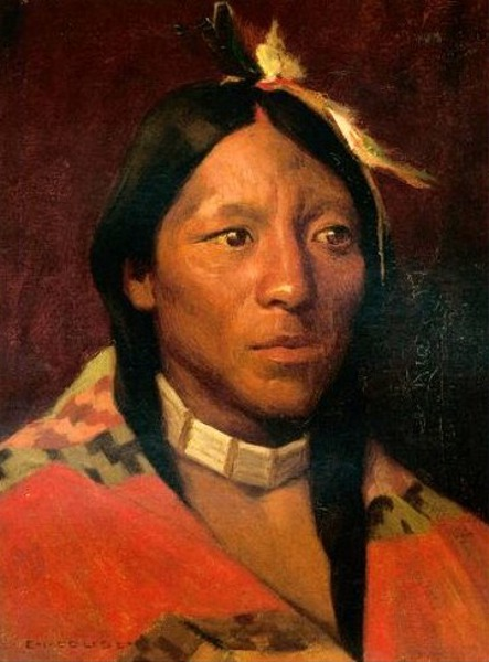 John Concha, Taos Pueblo