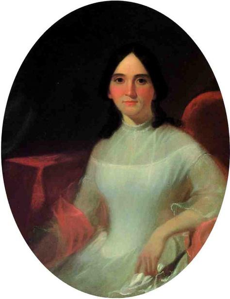 Mrs. George Caleb Bingham (née Eliza K. Thomas)