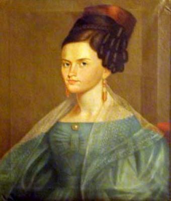 Mrs. Robert Aull (Matilda Donohoe)