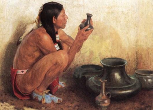 San Juan Pottery
