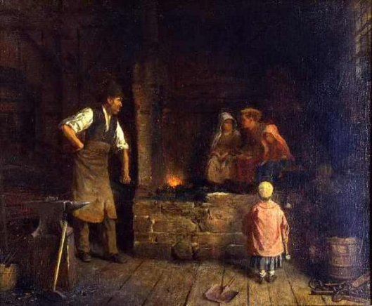 The Blacksmith Shop