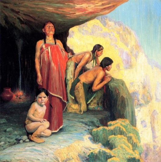 The Sun Worshippers