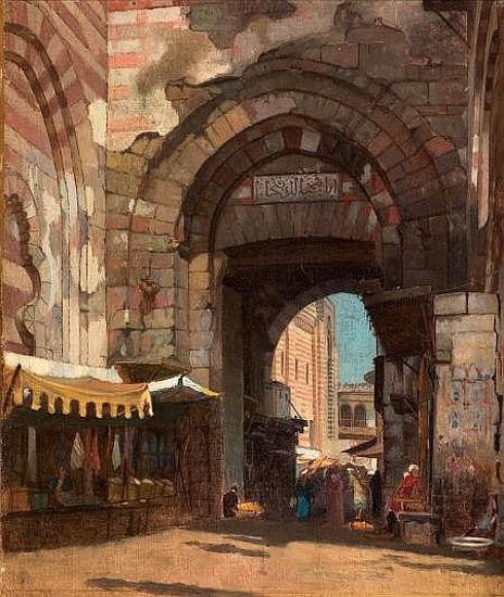 Bab Zuweyleh, Cairo, Egypt