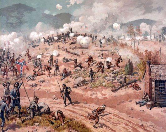Battle Of Allatoona