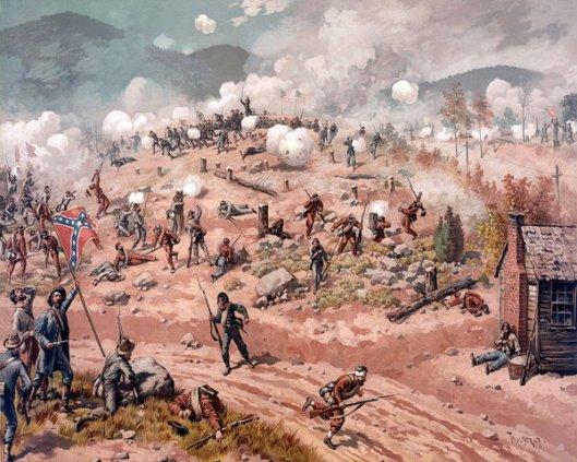Battle Of Allatoona