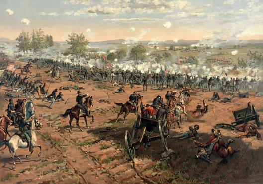 Battle Of Gettysburg - Hancock At Gettysburg