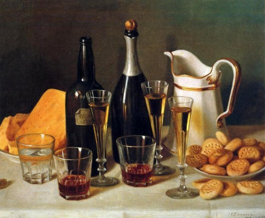 Cognac And Biscuits