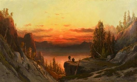 Schafer Frederick Ferdinand American Gallery 19th Century