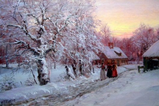Late Afternoon, A Winter Day