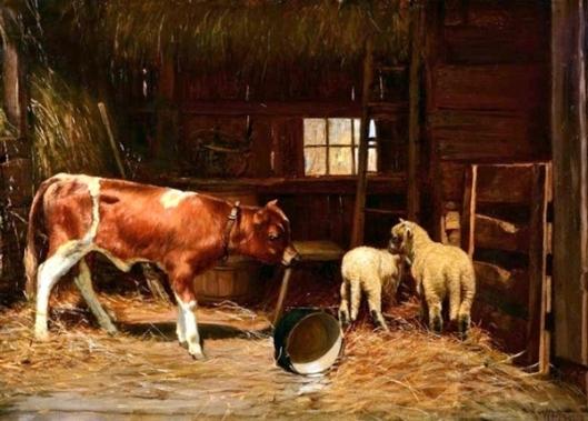 Mischief In The Barn